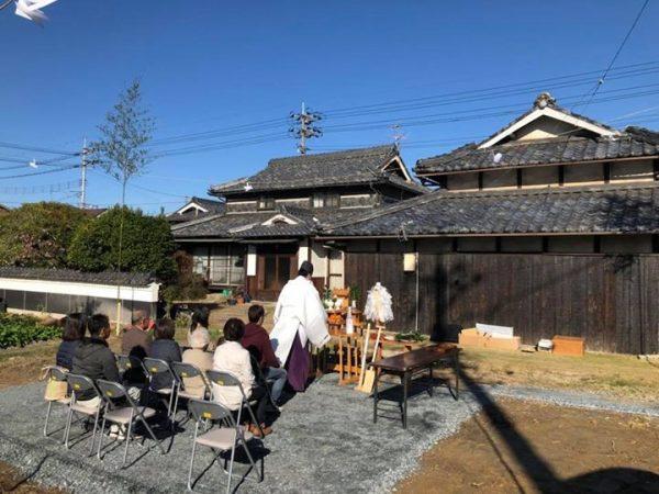 岡山市久米でもロハスな家
