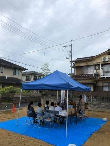 岡山市西大寺で「ロハスな家」着工
