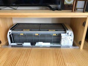 床下エアコン全館暖房のイノベーション
