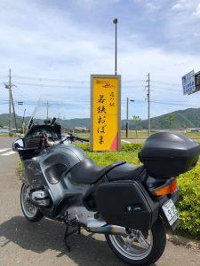 福井県までバイク出張!